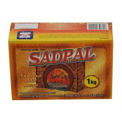 Katalyzátor SADPAL 1000 g odstraňovač sadzí