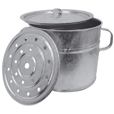 Parák Kovotvar 15 lit Zn