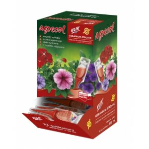 Hnojivo AG-Geranium Strong balkonové rastl. 30 ml