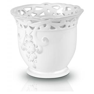 Obal keramika BELVEDERE Ø17 H:15cm