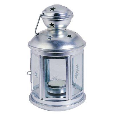 Lampáš Nicehome CL0425B, Nightstar, Zn, na sviečku