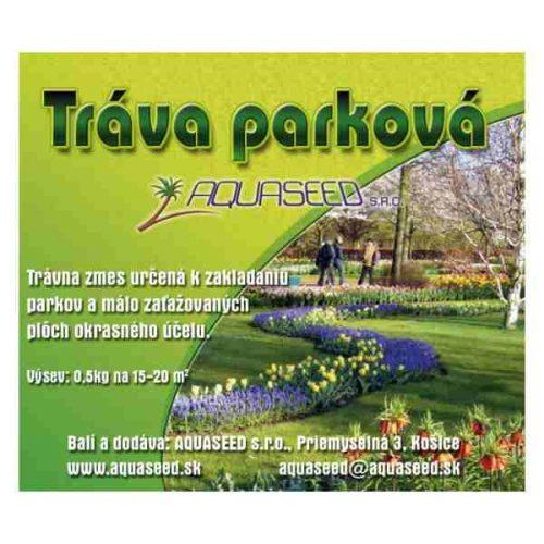 Tráva parková, zmes semien, 10kg