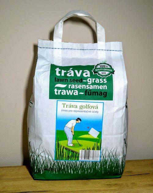 "Tráva ""supergrass"" golf, zmes semien, 2kg"