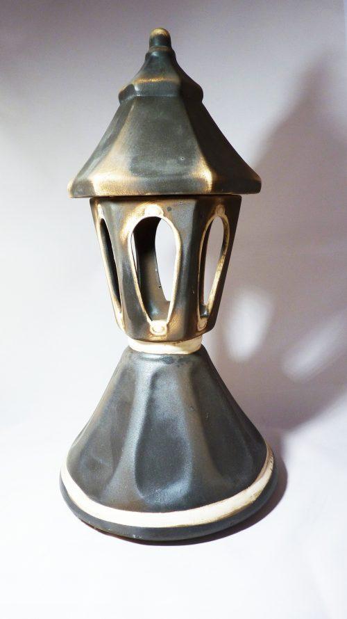 Záhradná dekorácia lampa, 42cm