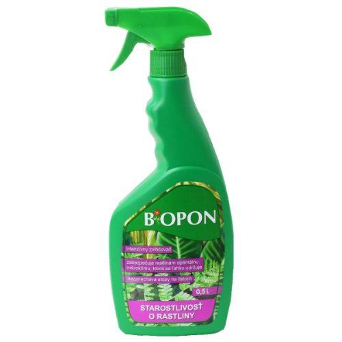 BiOPON Sprej na izbové rastliny 500ml