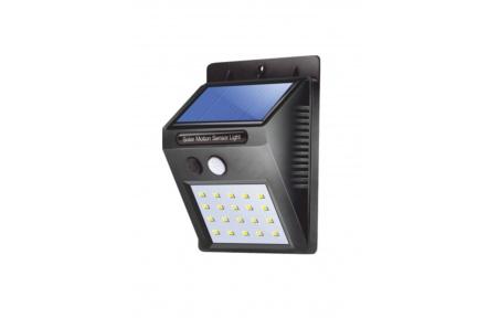 Solárne LED svetlo so senzorom pohybu TR 320