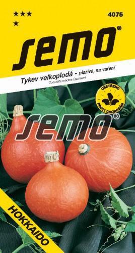 Tekvica velkoplodá Hokkaido Orange 1.5g