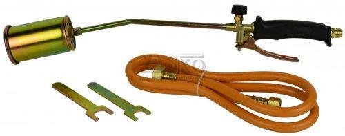 Horák plynový MAX-1, priemer horáka 60 mm, hadica 1,5 m, výkon 35 kW, GEKO