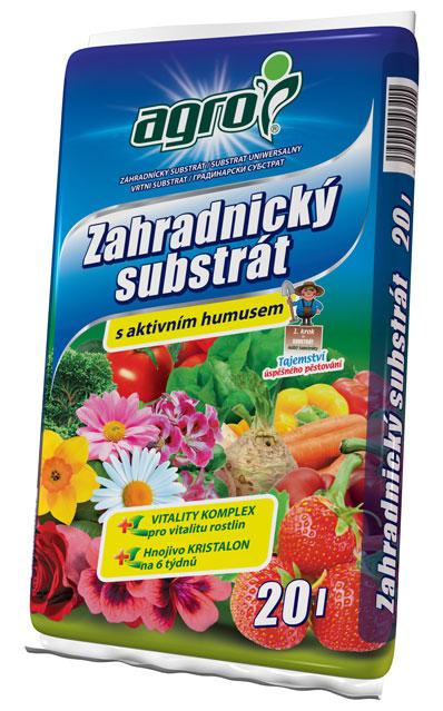 Substrát záhradnícky, 50l