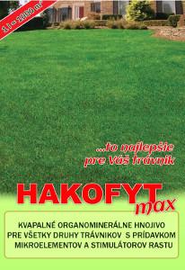 Hakofyt Max tráva, 1l