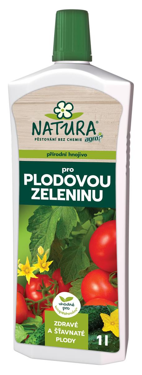 NATURA Organické hnojivo na plodovú zeleninu 1l