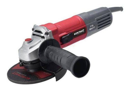 Uhlová brúska Worcraft AG08-125P 710W 125 mm