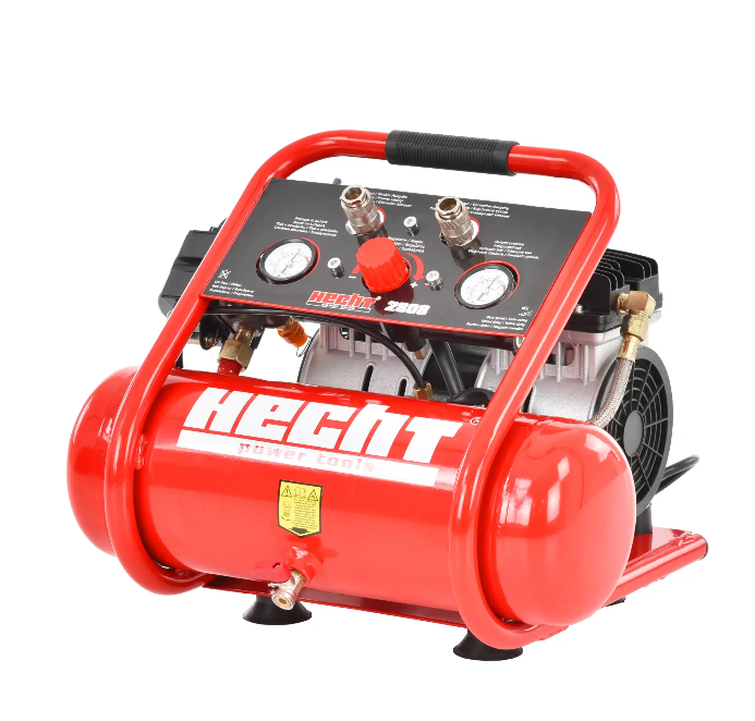 Bezolejový kompresor HECHT 2808