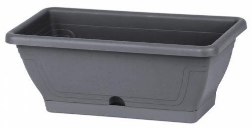 Truhlík Strend Pro ECONOMY 80cm 16l. podložka antracit
