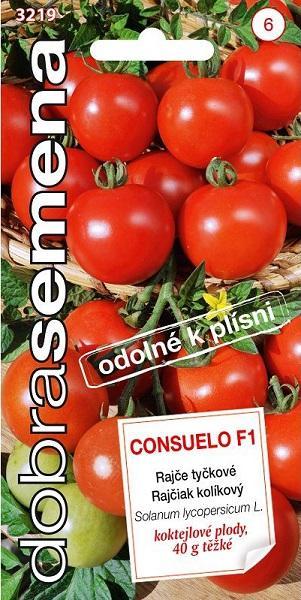 Rajčiak kolíkový Consuelo F1 paradajka
