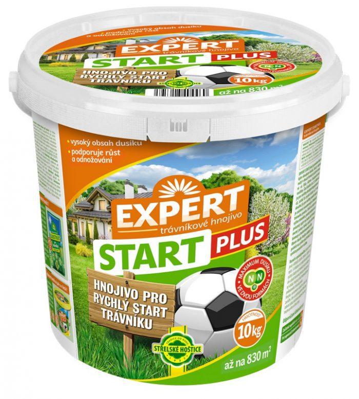 Trávnikové hnojivo Expert Start plus 10kg