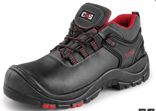 Pracovná obuv Rock Ore S3 poltopánka