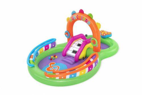 Bazénik Bestway® 53117 Sing 'n Splash detský 295x190x137cm nafukovací