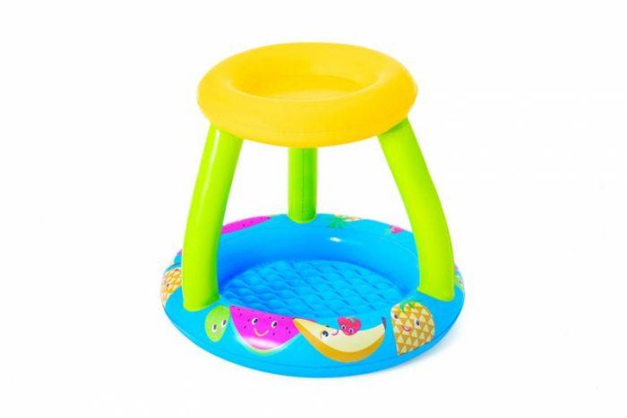 Bazénik Bestway® 52331 Fruit Canopy detský 94x89x79cm nafukovací so strieškou