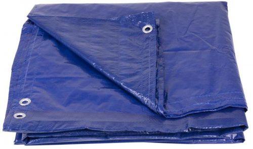 Plachta Tarpaulin Poolco 3.6m120g/m zakrývacia modrá okrúhla