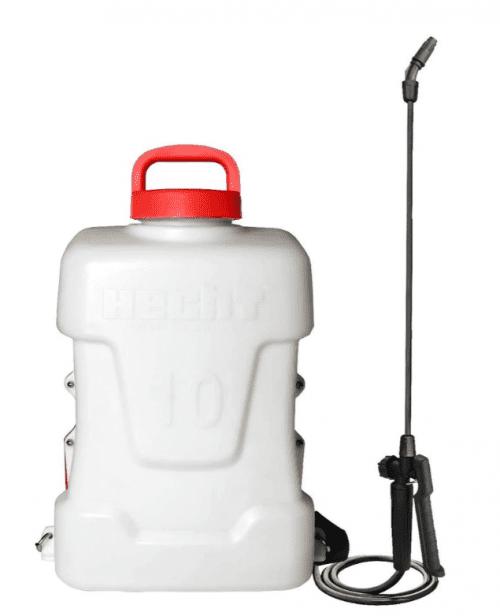 Akumulátorový chrbtový postrekovač - HECHT 410 ACCU