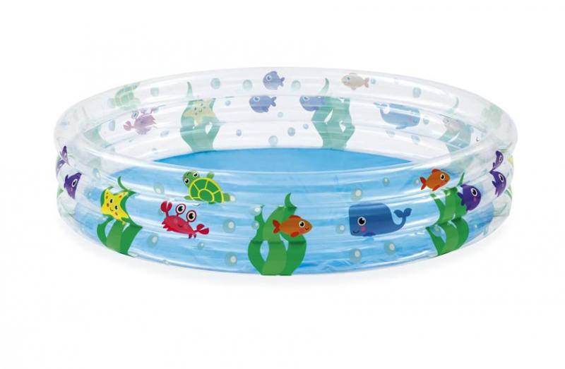 Bazén Bestway® 51004 Deep Dive 3 detský 152x30cm nafukovací