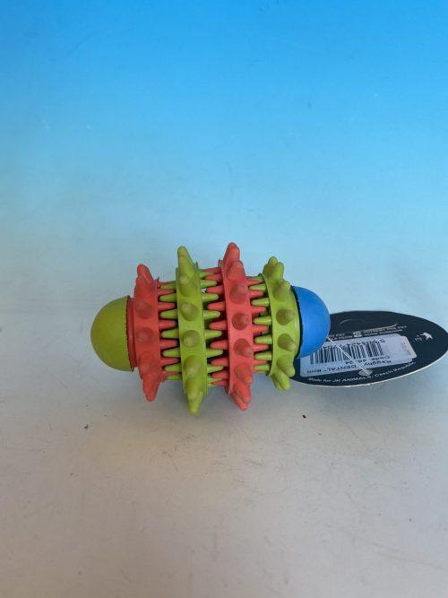 Hračka ragby mini 8cm tvrdá guma