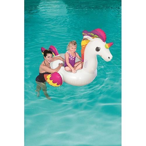 Jednorožec Bestway® 41114 Fantasy unicorn rider 150x117cm detský MAXI