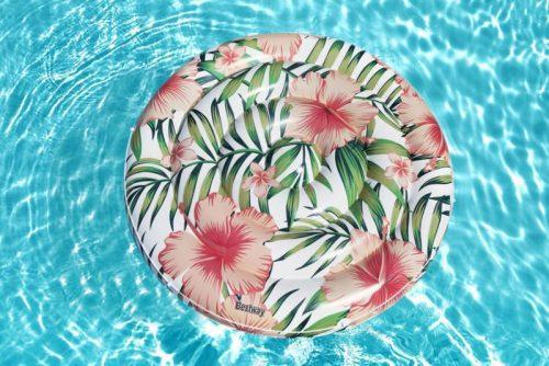 Kruh Bestway® 43410 Palms Island 158cm nafukovací