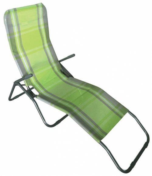 Lehátko JAMAICA 140x60x96cm zelené