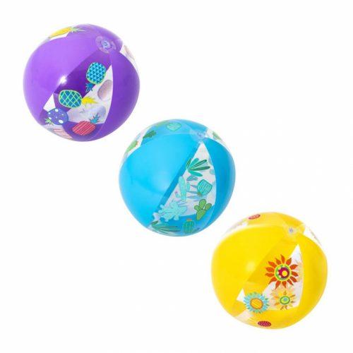 Lopta Bestway® 31036 Designer Beach Ball nafukovacia do vody detská
