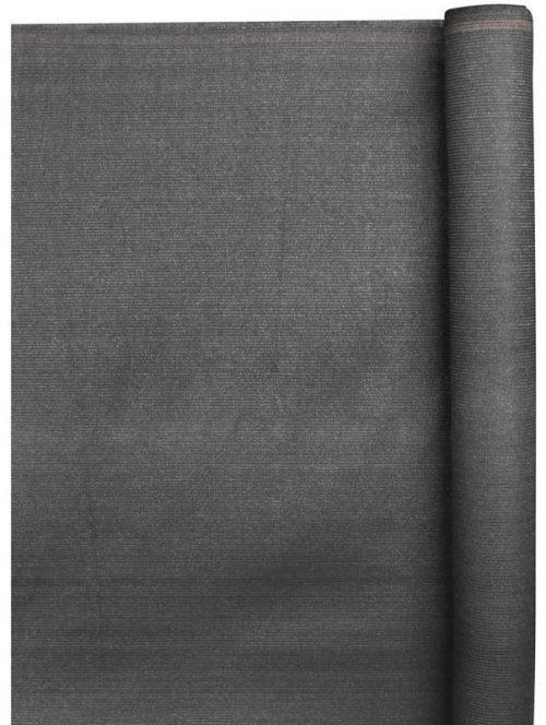Tkanina tieniaca SHADE.NET 1x10m UV 230g/m2 95%antracitová