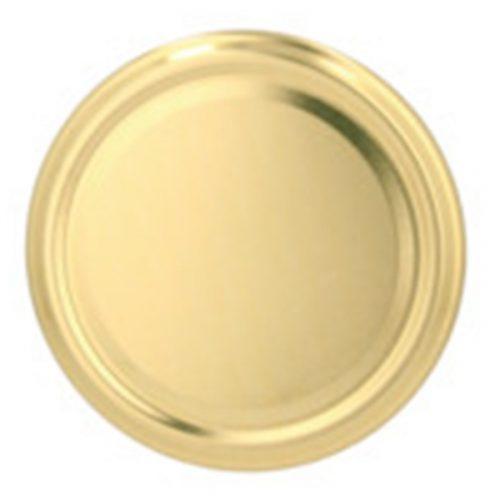 Uzáver viečko šrubovacie 0.7l 20ks zlaté