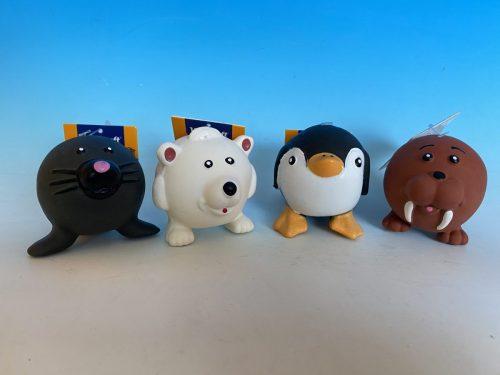 Hračka dogs toy latex malá