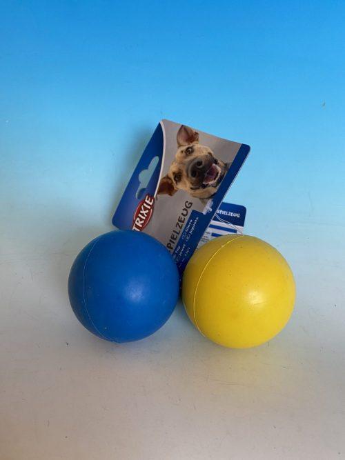 Hračka lopta guma tvrdá 6.5cm