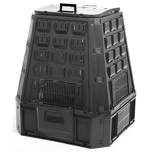 Komposter EVOBLACK 630lit. čierny
