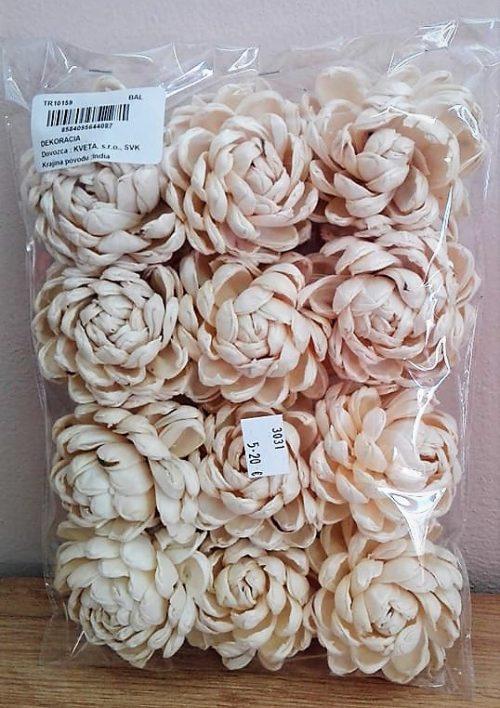 Sušina chryzantéma 7cm 12ks