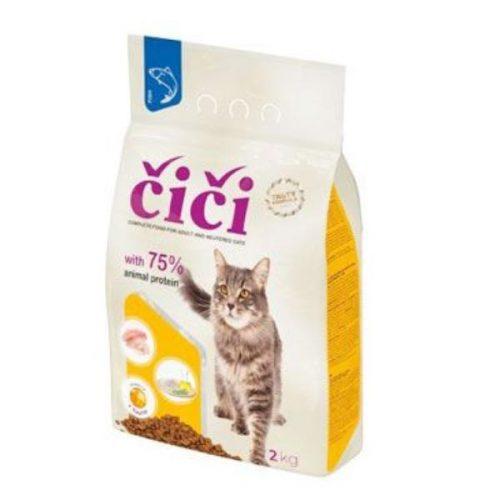 ČIČI ryba 2kg krmivo pre mačky
